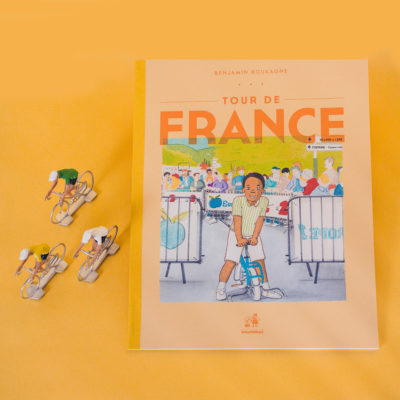 BD Tour de France by B.Boukagne